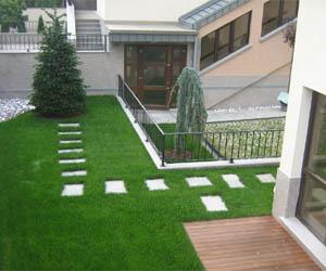 Озеленяване на градина